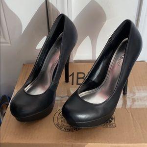 Bamboo heels !